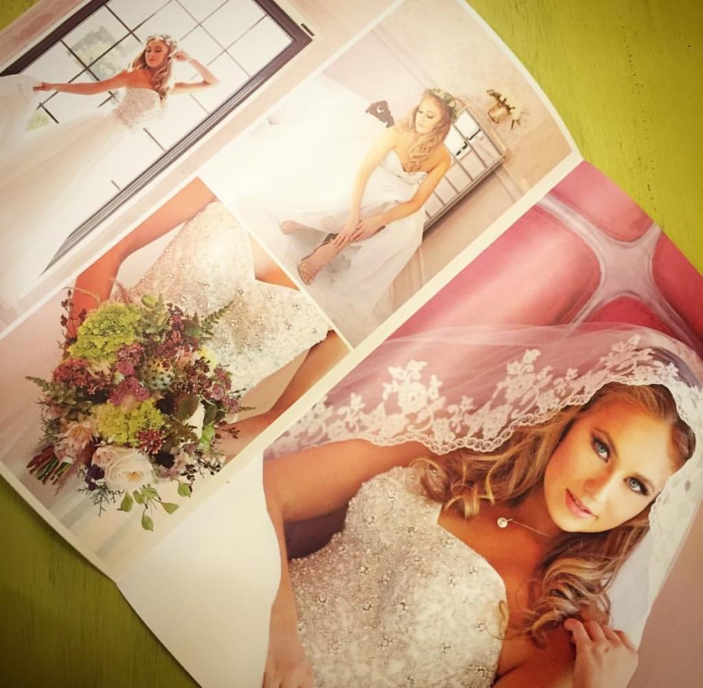 Kylee Solberg on I Love Boise Wedding