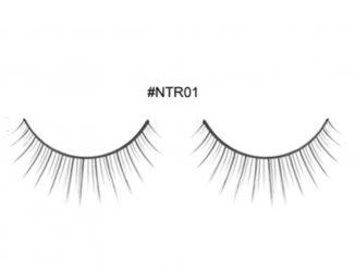 Eyemimo False Eyelashes NTR01 - Natural Style