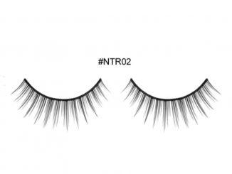 Eyemimo False Eyelashes - #NTR01 - Natural Style