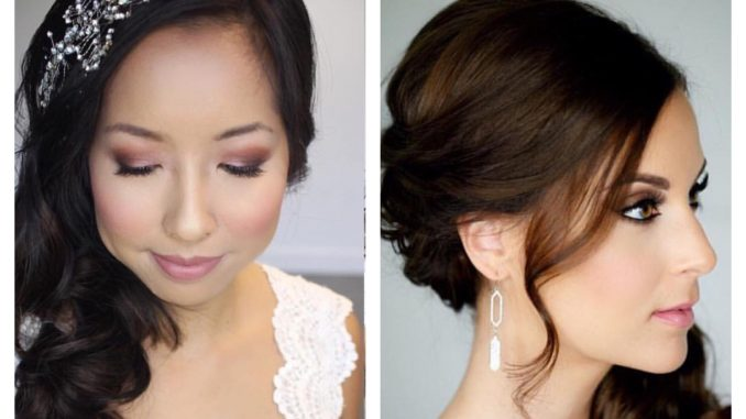 Hairstyles Down For Wedding