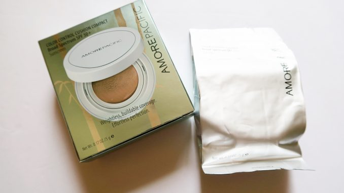 AmorePacific Sun Cushion SPF 50+